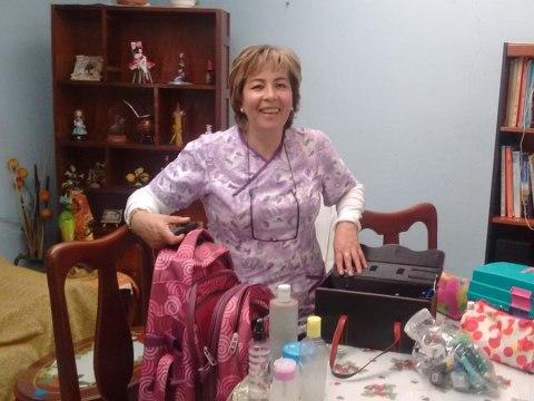 photo of María Del Pilar