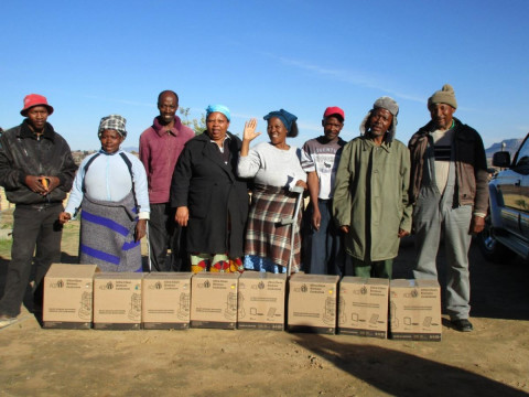 photo of Tsoelopele Ntsirele 2 Group