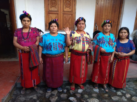 photo of Tejedoras 3 Group