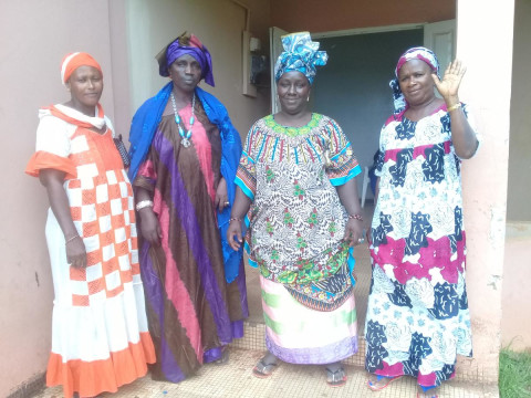 photo of Fatou  Bintou's Group