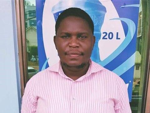 photo of Ronald Mugabi