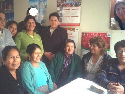 photo of Santa Rosa De Urubamba Group