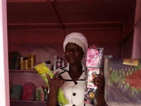 photo of Djenabou