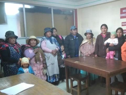 photo of Virgen De Las Nieves Group