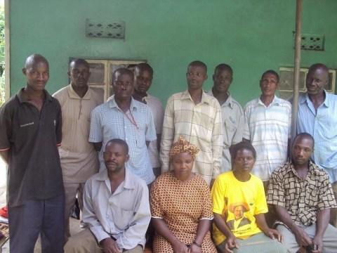 photo of Katikko Small Scale Farmers Association Group