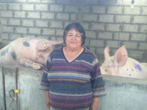 photo of Elvia Susana