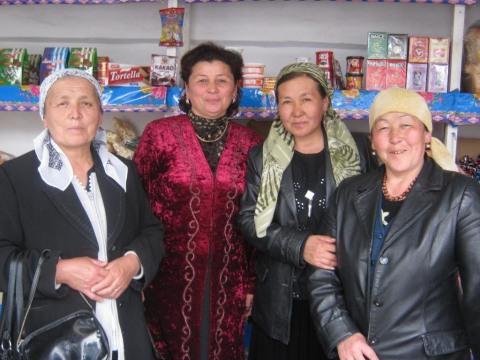 photo of Akimova Mahsuda`s Group