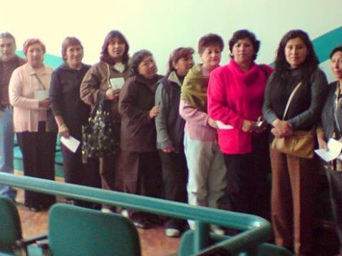 photo of Grupo Bolivia Group