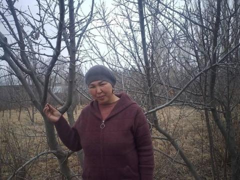 photo of Zhaynagul