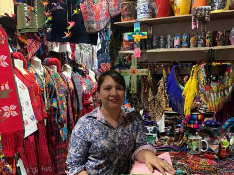 photo of Dina Lorena