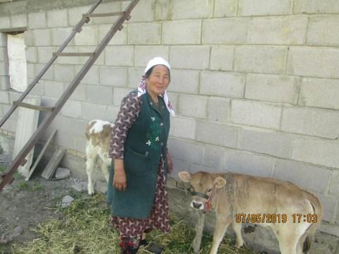photo of Buvaisha