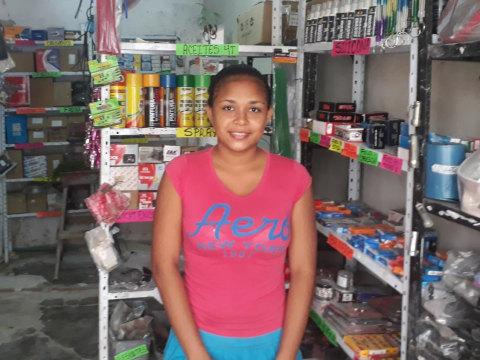 photo of Emily Johana