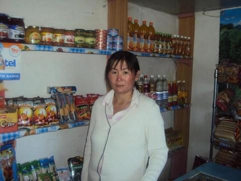 photo of Enhtuya