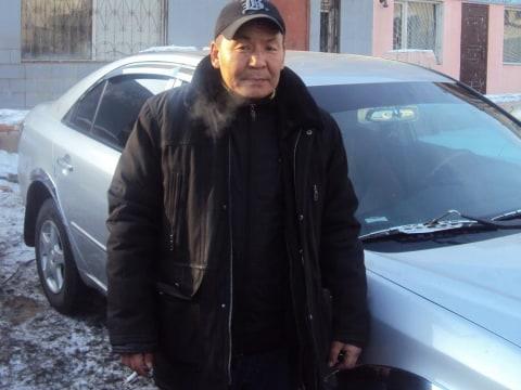 photo of Erdenebaatar