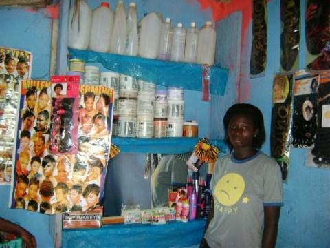 photo of Yaa Fosuwa Dorcas