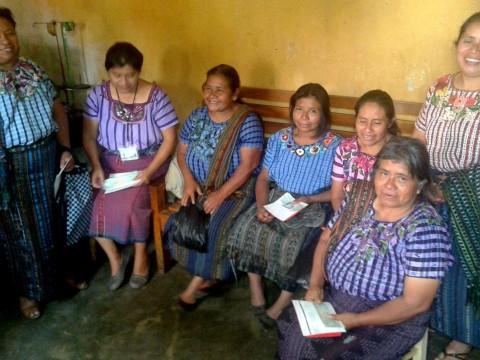 photo of Tejedoras Group