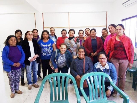 photo of Maria Auxiliadora Group