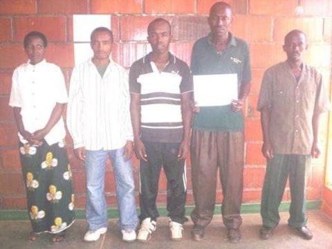 photo of C8040 Twitezimbere Group