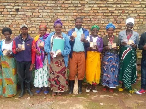 photo of Tuzamurane Gitanga Group