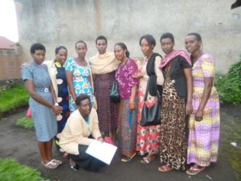 photo of Duteraninkunga-Mbugangari Group