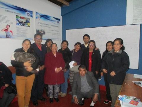 photo of Padre Urraca Group