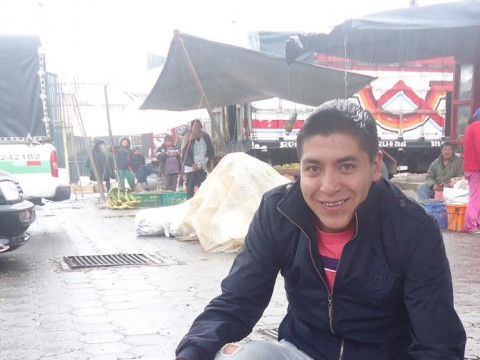 photo of Santiago Danny