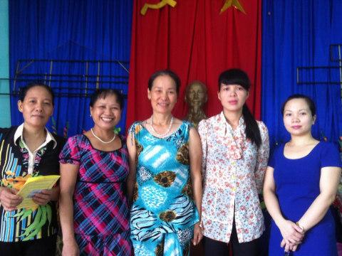 photo of Nhóm 01 - Phố 5 - Quảng Thắng Group