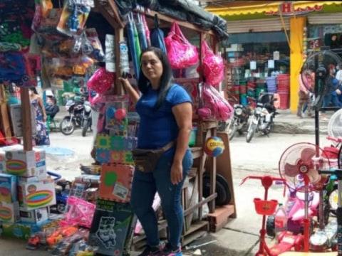 photo of Jennys Patricia