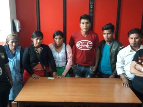 photo of Chojñacollo Group