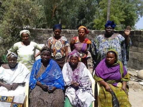 photo of Mariama Taslima's Group
