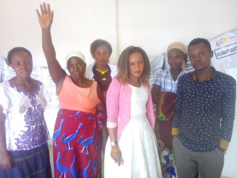 photo of Kinyante 1 Cocoa   Farmers Group