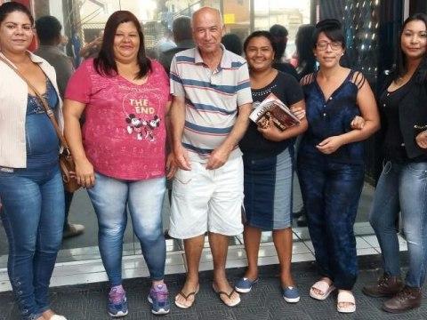 photo of Os Vencedores X Group