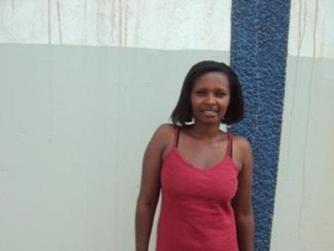 photo of Marie Ange