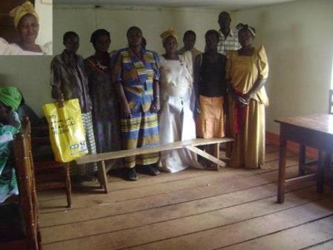 photo of Proscovia's Group