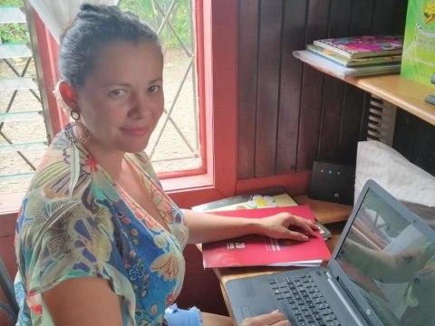 photo of Yerlyn María