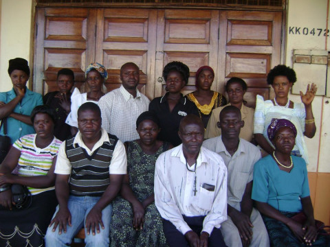 photo of Victoria Women's Group B-2, Lugazi