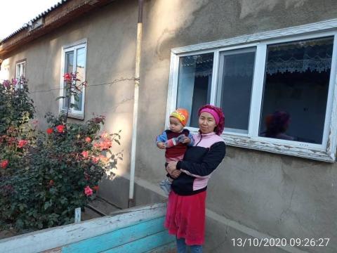 photo of Gulzinat