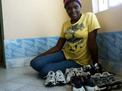 photo of Pauline Wanjiru