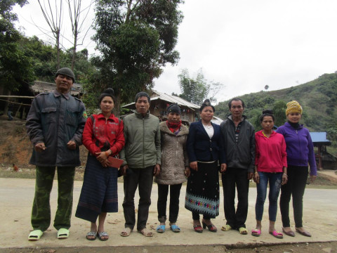 photo of He Muong 79 Group