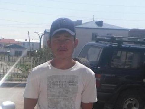 photo of Bat-Erdene