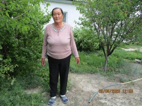 photo of Aymkul