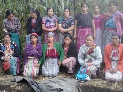 photo of Ixoqui'b Ajchac Group