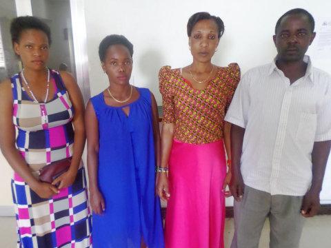 photo of Tujikwamue Group