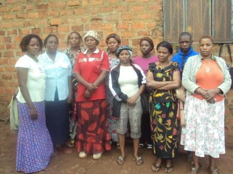 photo of Bulenga Twekembe Group B