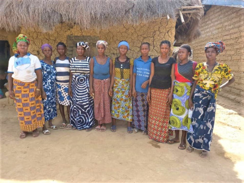 photo of Aminata's Best Female Farmers Group