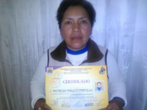 photo of Patricia Lidia