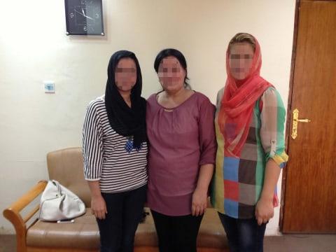 photo of Shadan's Group