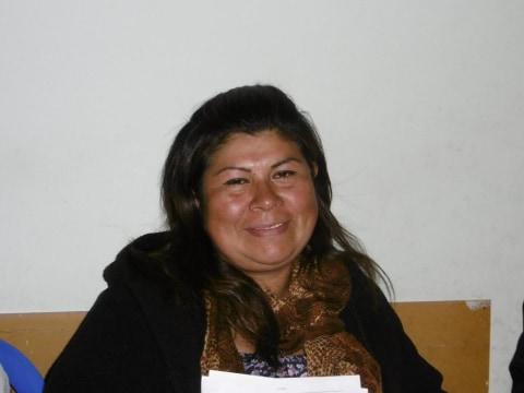 photo of Lucila