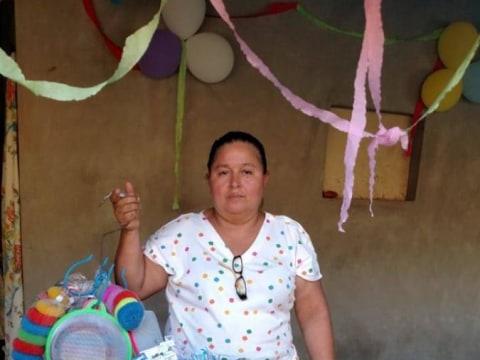 photo of María Hilda