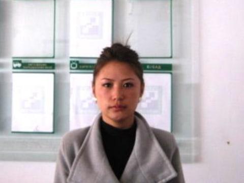 photo of Nandintsetseg